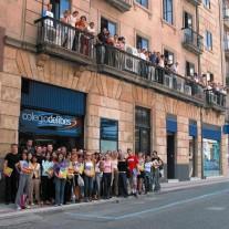 Estudar espanhol em Salamanca - Colegio Delibes - 1 Mês e Meio - Com Acomodação
