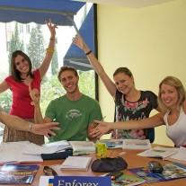 Estudar espanhol em Madrid - Enforex - 1 Mês - Com Acomodação