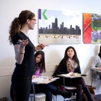 Estudar inglês em Chicago - Kaplan - 2 Semanas - Com Acomodação