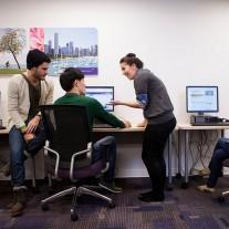 Estudar inglês em Chicago - Kaplan - 3 Meses - Com Acomodação