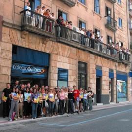 Estudar espanhol em Salamanca - Colegio Delibes - 2 Semanas