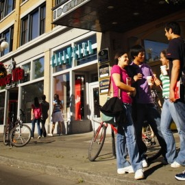 Sprachcaffe Victoria Canadá