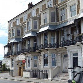Churchill House Ramsgate England