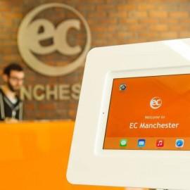 EC English Manchester Inglaterra