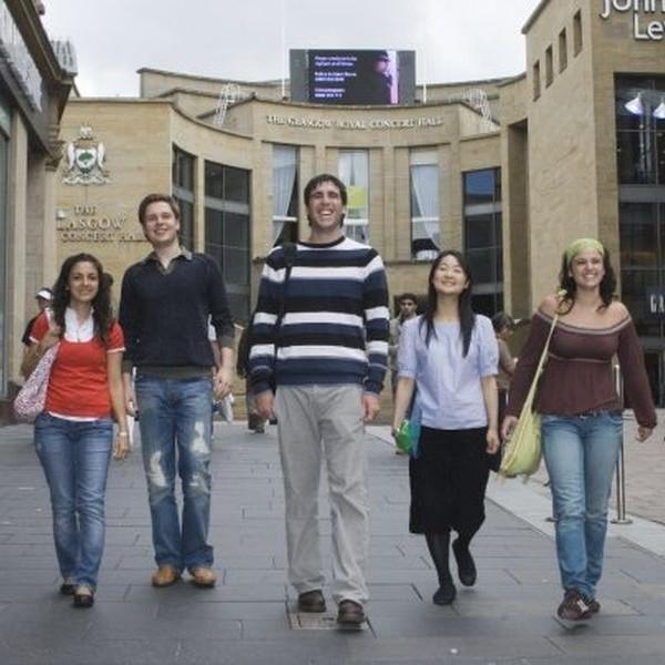 Glasgow School of English Glasgow Escocia