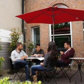 Estudar inglês em Dublin - Frances King - 2 Semanas - Manhã