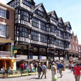 English in Chester Chester Inglaterra