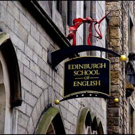 Edinburgh School of English Edimburgo Escócia