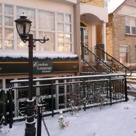 London Language Institute London Canadá