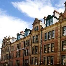 IH Newcastle Inglaterra