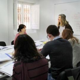 Proyecto Español Granada Espanha